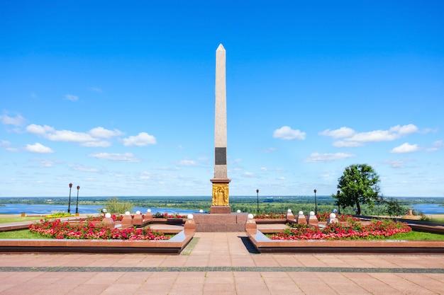 Kuzma minin, monument de dmitry pozharsky
