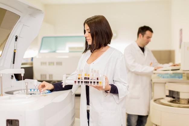 Laboratoire médical