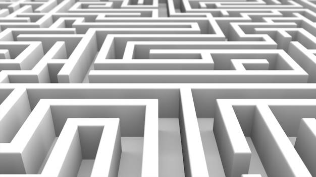 Labyrinthe sans fin