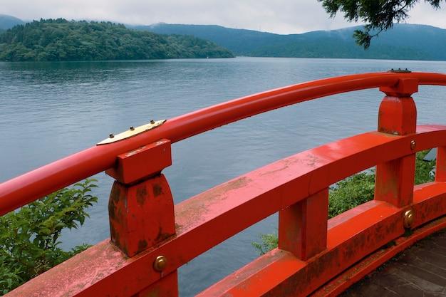 Lac ashi, japon