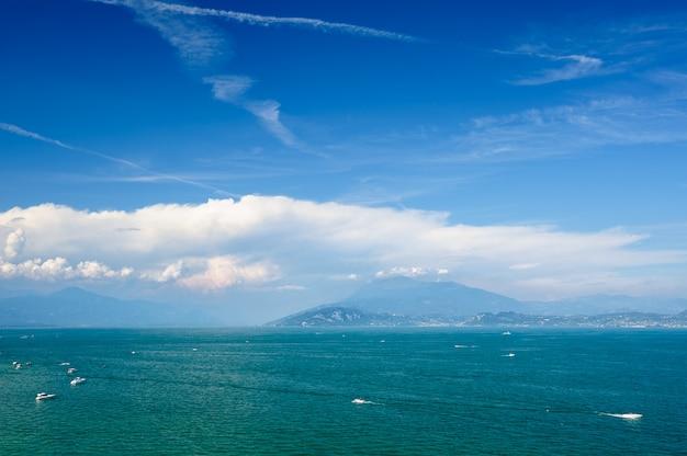 Lac de garde, desenzano, italie
