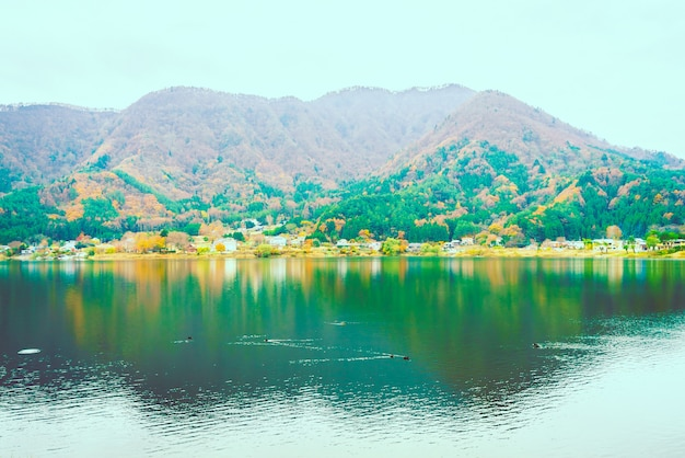 Lac kawaguchiko