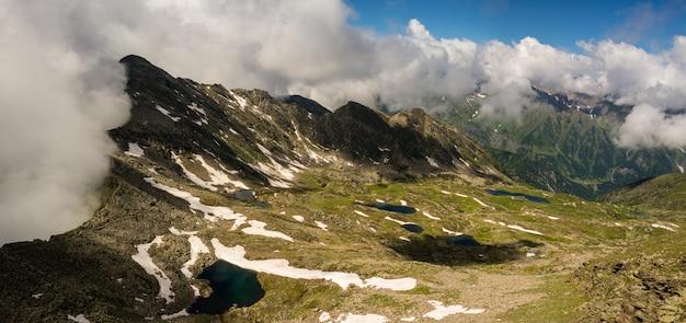 Lacs alpins