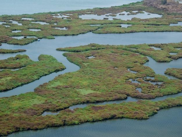Lagune stagno di cagliari (piscine de cagliari)