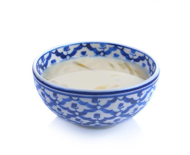 Lait de soja [lait de soja]
