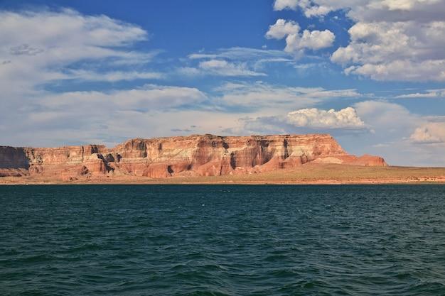 Lake powell en arizona