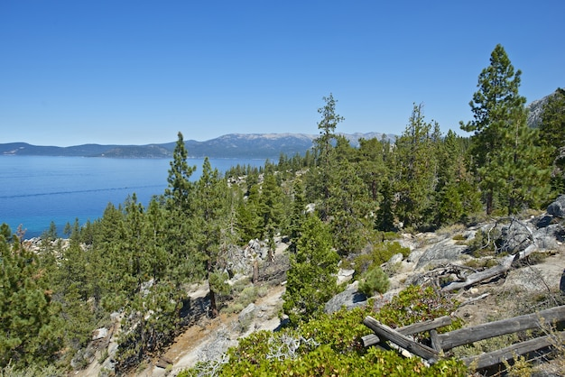 Lake tahoe californie