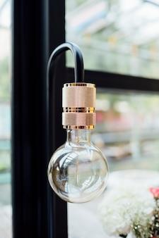 Lampe classique ampoule rétro