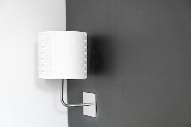Lampe de décoration dans la chambre
