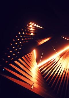Lampe stylée