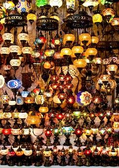 Lanterne arabe traditionnelle