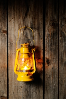 Lanterne au kérosène