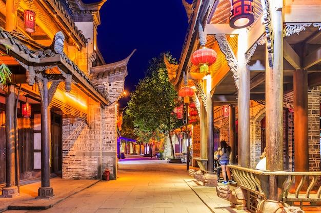 Lanternes de voyage architecture historique ville