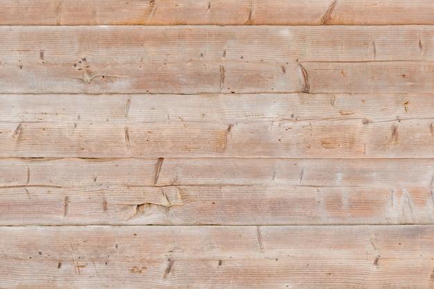 Larges planches horizontales non traitées. fond de texture