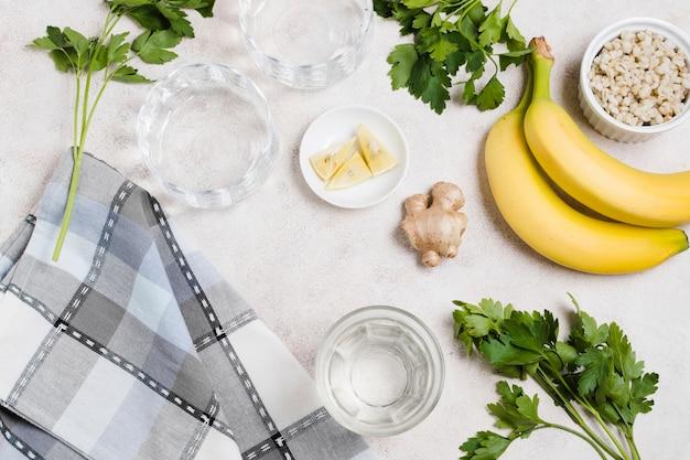 Lay plat de banane et gingembre au citron