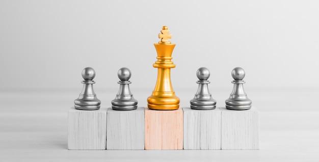 Leadership avec concept de gestion