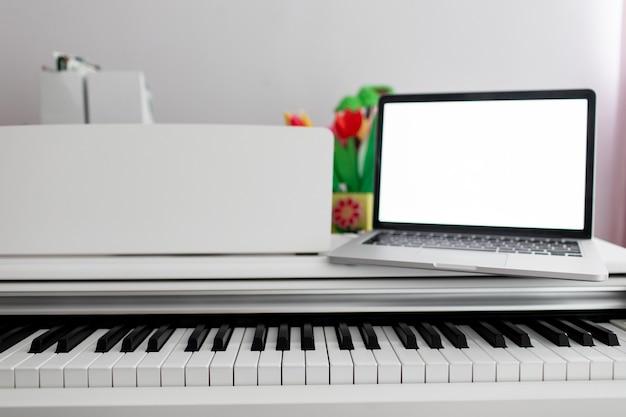 Leçon de musique à distance