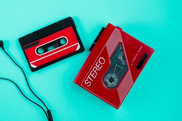 Lecteur de cassettes