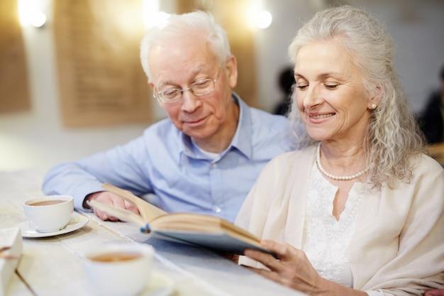 Lecture à la retraite