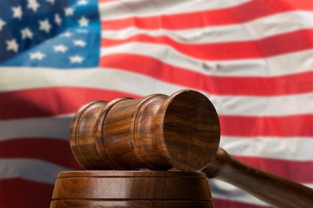Législation américaine et concept de justice