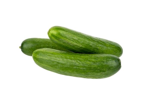 Légume de concombre bio frais