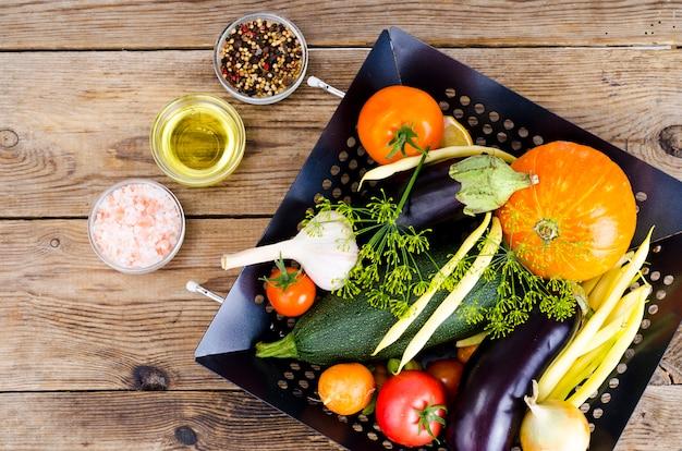 Légumes bio maison pour la cuissonbonne année 2020 année du rat