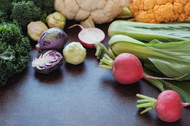 Légumes crucifères, réduction de la dominance en œstrogènes, diète cétogène et paléo