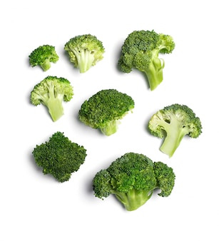 Légumes frais au brocoli