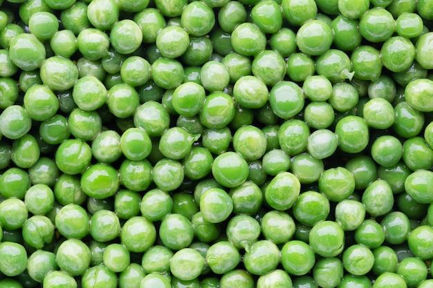 Légumes frais surgelés eco food, natur.