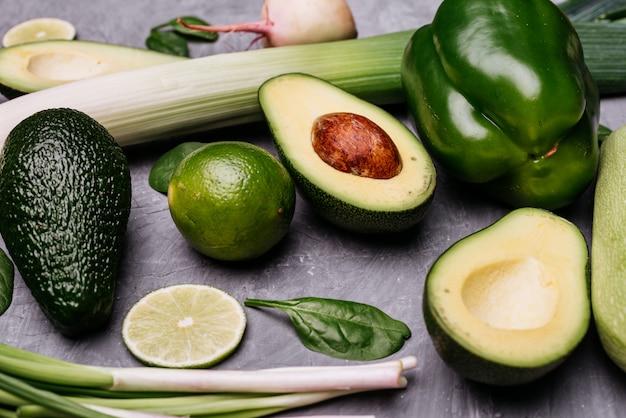 Légumes utiles pour la préparation de plats végétariens