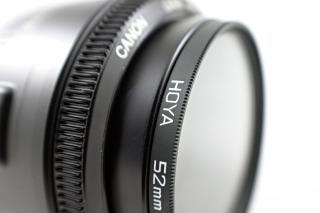 Lentille caméra 50mm