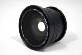 Lentille caméra, de l'équipement