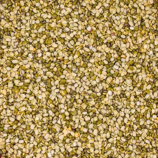 Lentilles de haricot mungo
