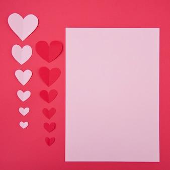 Lettre d'amour - st. valentine concept