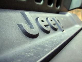 Lettres jeep