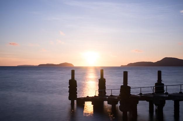 Lever de soleil à rawai