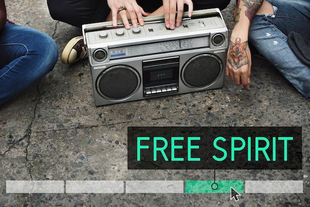 Liberty cool free spirit recreation intéressé