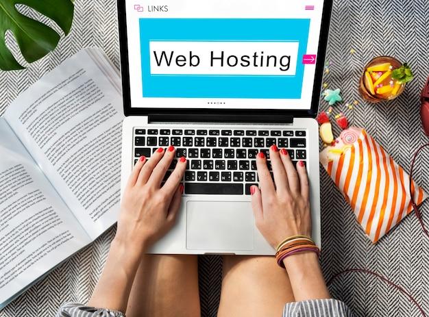 Liens web http www boîte de recherche concept graphique