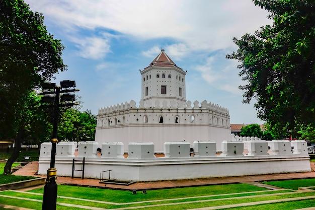 Lieu célèbre en thaïlande (fort de phrasumen)