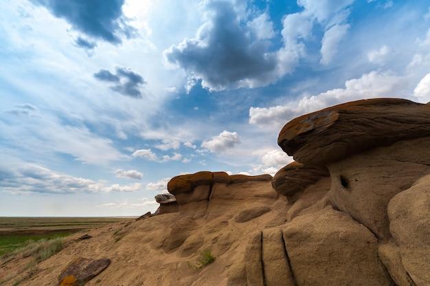 Lieux touristiques de la russie. beaux paysages du monde