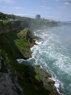 Ligne de côte niagra