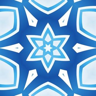 Lignes bleues abstraites fond flexible, rayures incurvées de différentes couleurs. disposition géométrique pour la conception