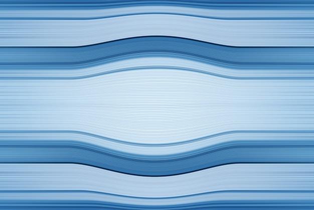 Lignes bleues horizontales abstraites de fond. fond festif lumineux.