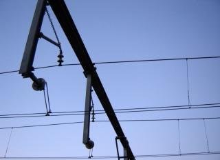 Lignes électriques, de distribuer