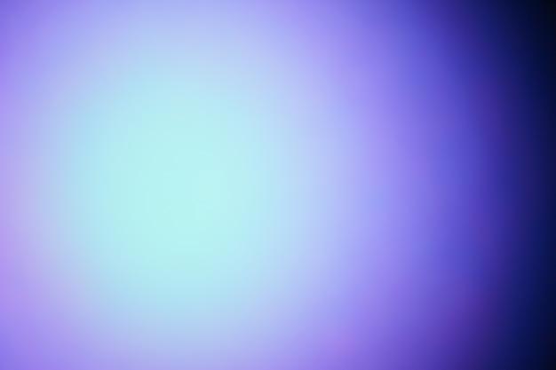 Lignes lisses de photo abstraite défocalisée dégradé bleu