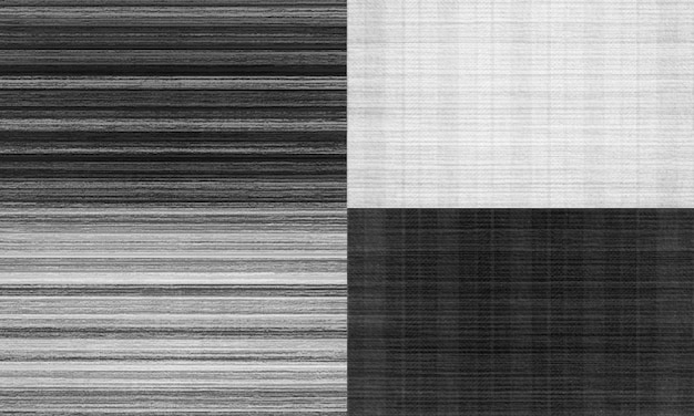 Lignes texture collage