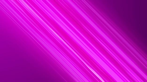 Lignes de vitesse d'anime en diagonale rose