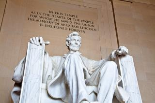 Lincoln memorial somadjinn