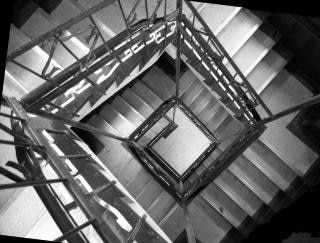 Liquidation des escaliers