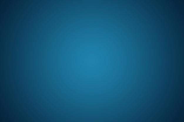 Lisse bleu foncé avec vignette noire studio bien utiliser comme arrière-plan, rapport d'entreprise, numérique, modèle de site web.